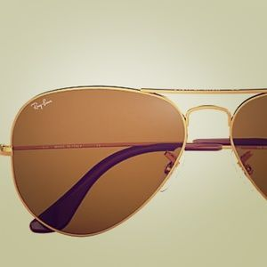 Ray-Ban RB3025 - Large Metal Aviator